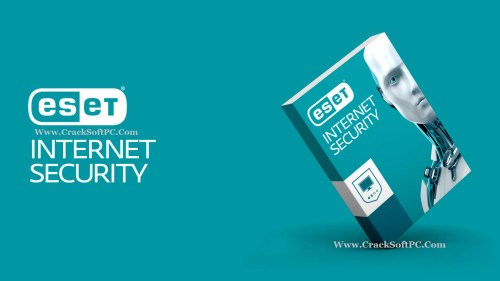 ESET Internet Security 11 License Key 2018-Cover-CrackSoftPC