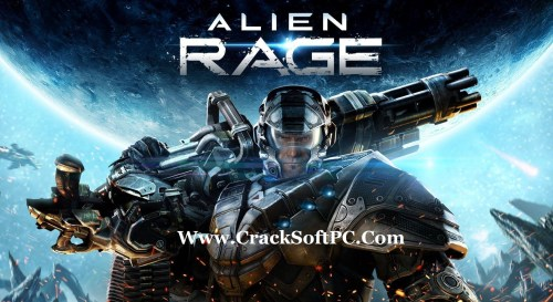 Alien Rage Game Free Download-Cover-CrackSoftPC