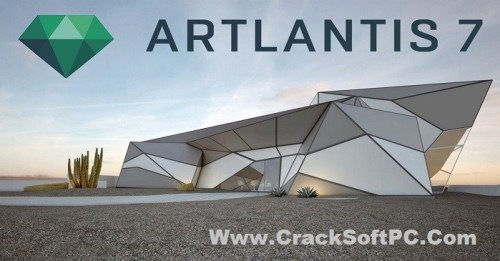 Artlantis Studio Crack 7.0.2.1 Keygen-Cover-CrackSoftPC