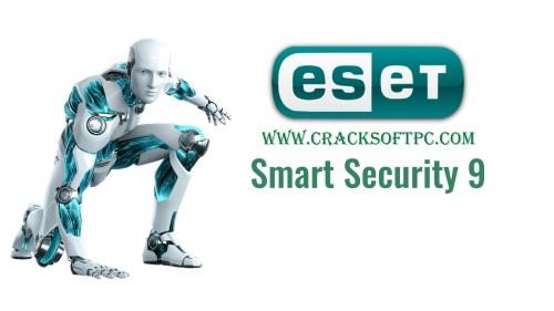 ESET Smart Security 9 Activation Key-Cover-CrackSoftPC