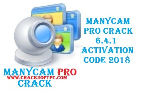 ManyCam Pro Crack-Cover-CrackSoftPC