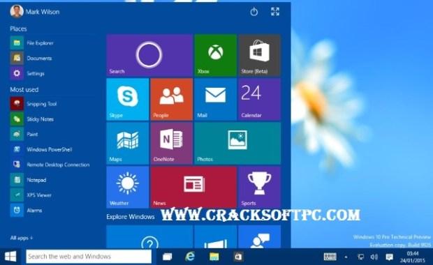 Windows 10 Pro Activator-pic-CrackSoftPC