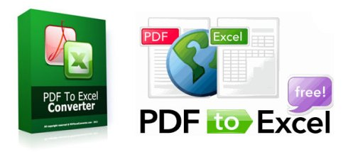 PDF To Excel Converter
