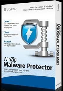 WinZip Malware Protector windows