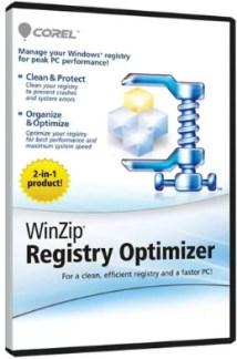 WinZip Registry Optimizer windows
