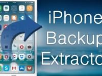 iPhone Backup Extractor 7.7.29.3216 Crack Download HERE !