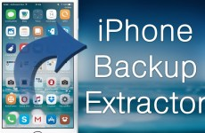 iPhone Backup Extractor 7.7.29.3216 Crack Download HERE !