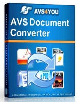 AVS Document Converter