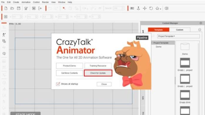 CrazyTalk Animator