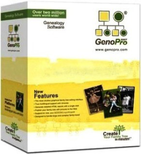 GenoPro windows
