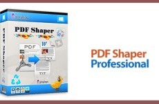 PDF Shaper 10.3 Full With Portable Download HERE !