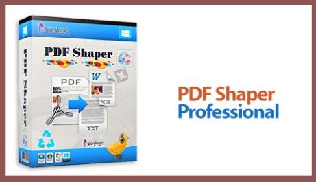 PDF Shaper windows