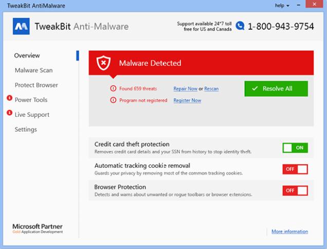 TweakBit Anti-Malware