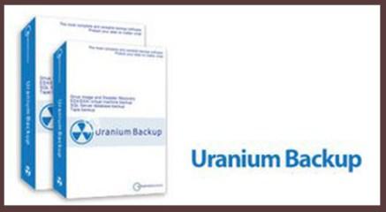 Uranium Backup windows