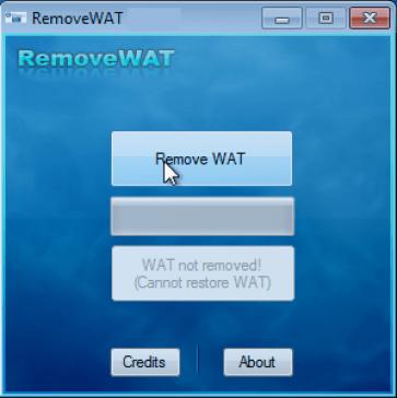 RemoveWAT