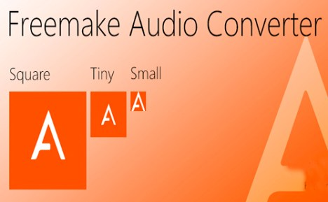 Freemake Audio Converter windows