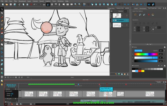 Toon Boom Storyboard Pro Windows