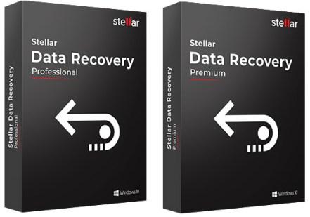 Stellar Data Recovery Windows