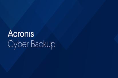 Acronis Cyber Backup Windows