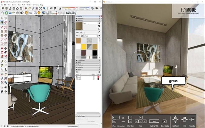 Enscape 3D Windows