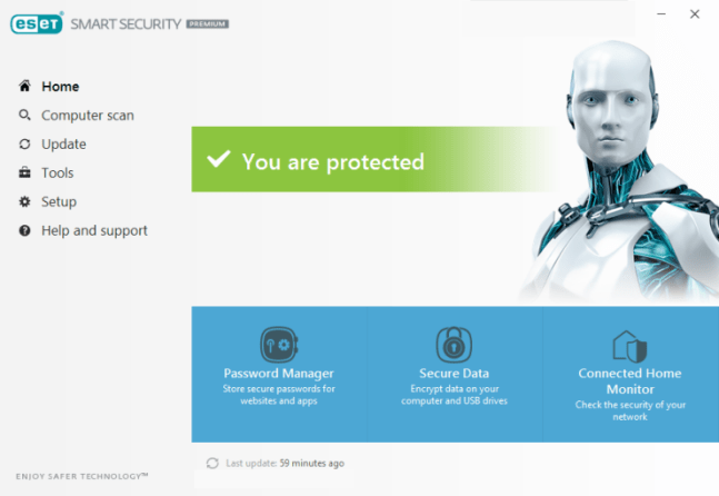 ESET Smart Security Premium windows