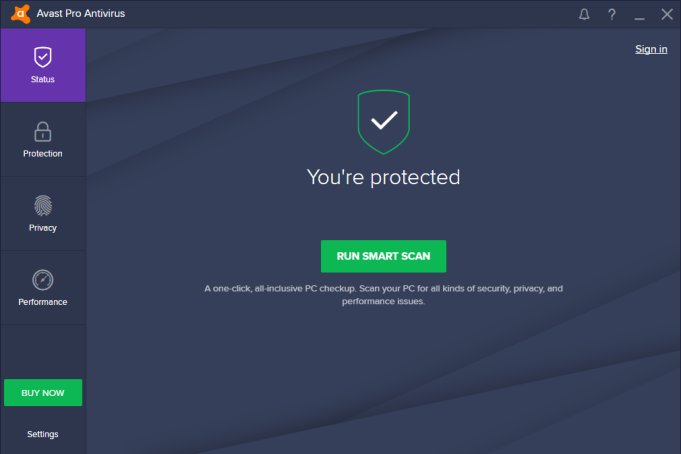 Avast Pro Antivirus latest version