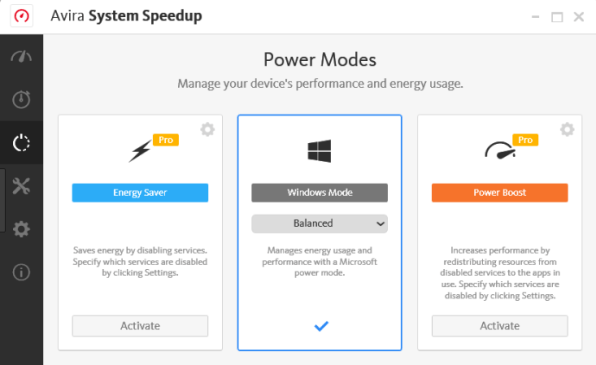 Avira System Speedup Pro latest version