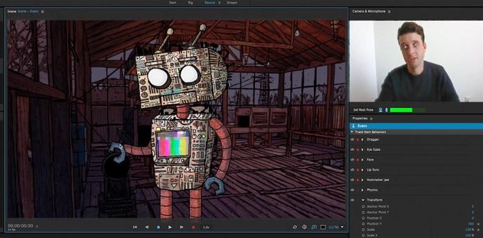 Adobe Character Animator CC latest version
