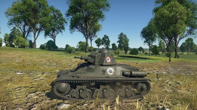 War Thunder latest version