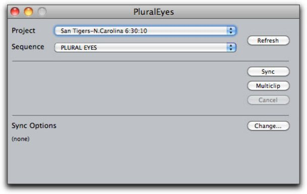 PluralEyes latest version