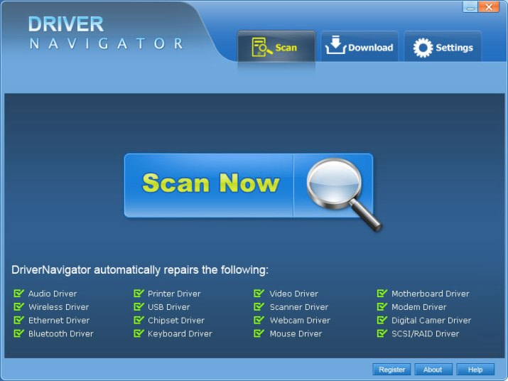 Driver Navigator latest version