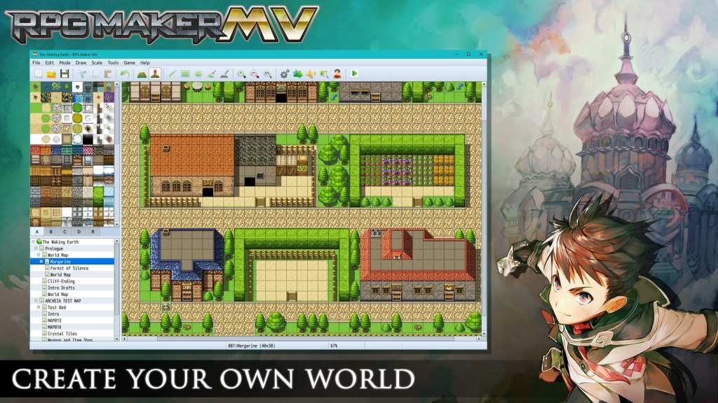 RPG Maker MV windows
