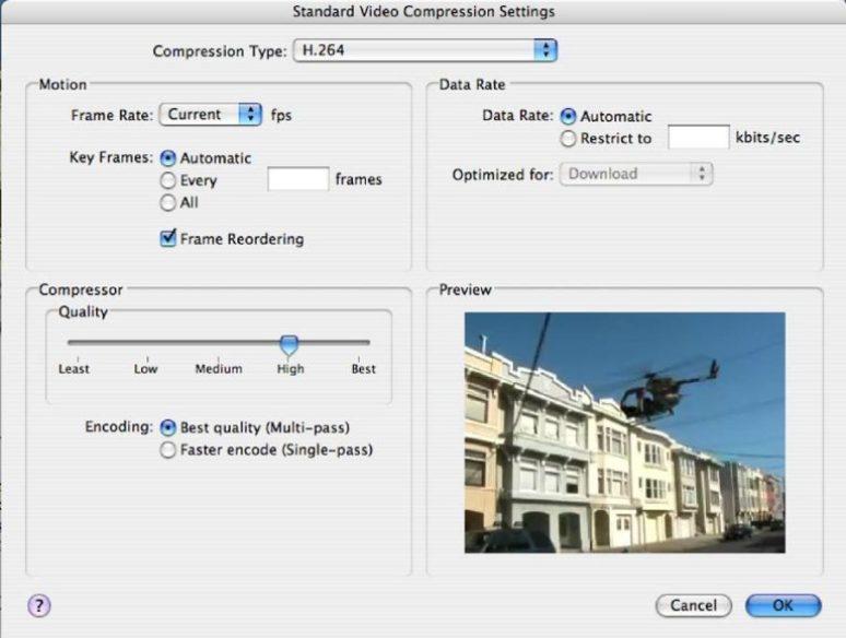 QuickTime Pro windows