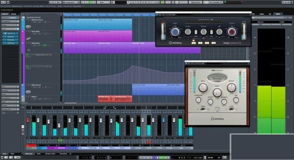 Cubase Elements latest version
