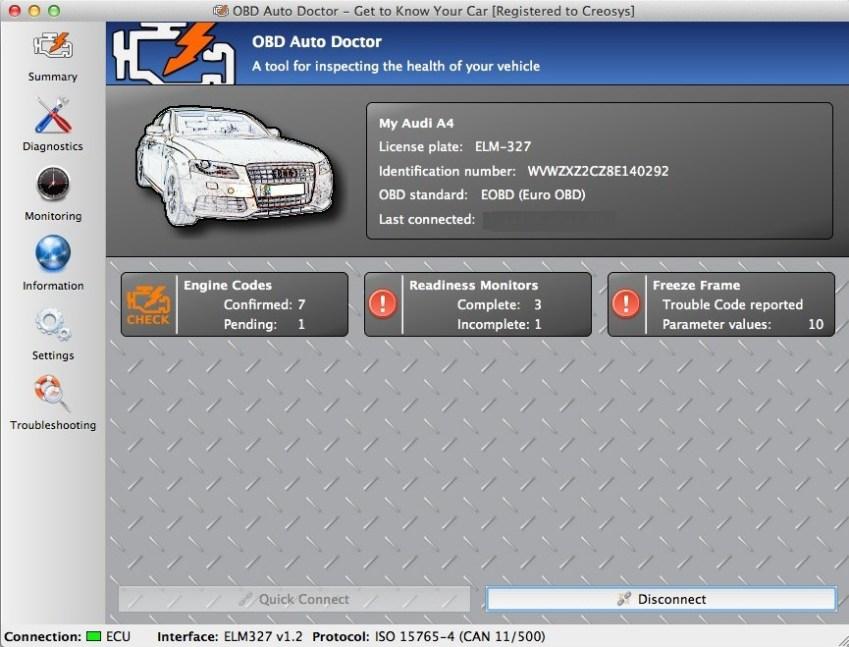 OBD Auto Doctor latest version