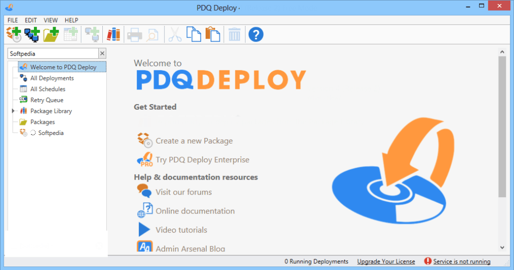 PDQ Deploy windows