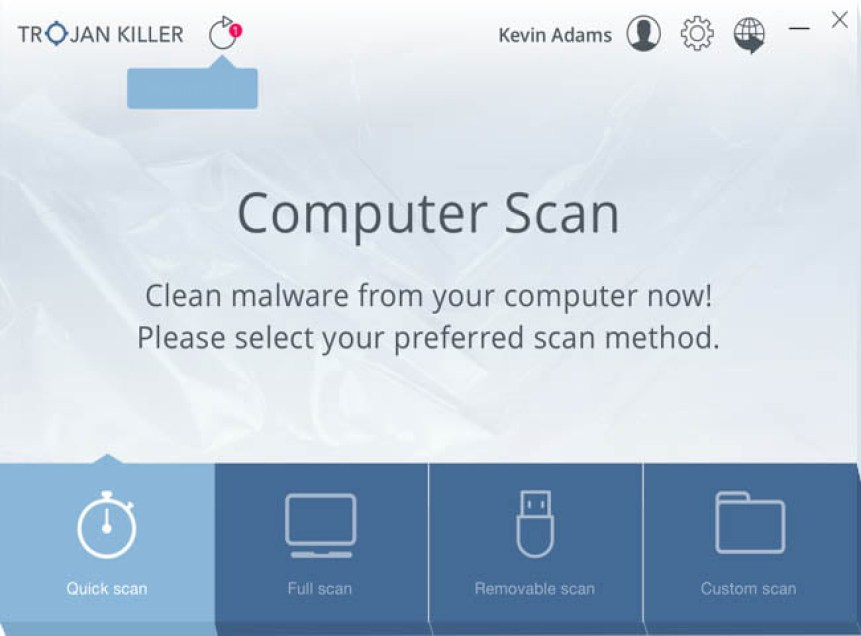 TROJAN KILLER windows