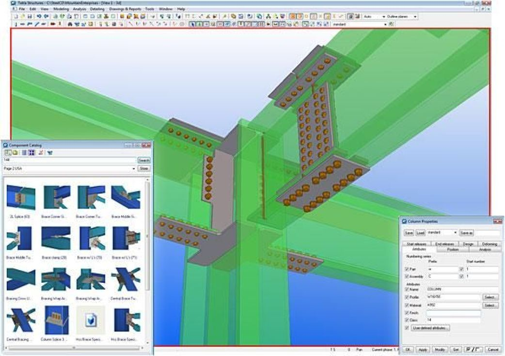 Tekla Structures latest version