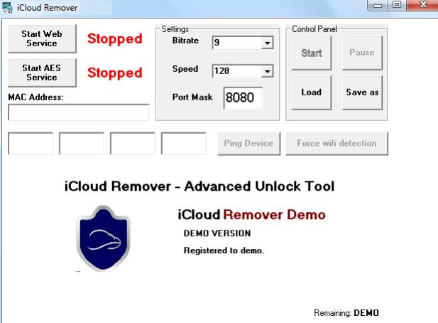 iCloud Remover windows