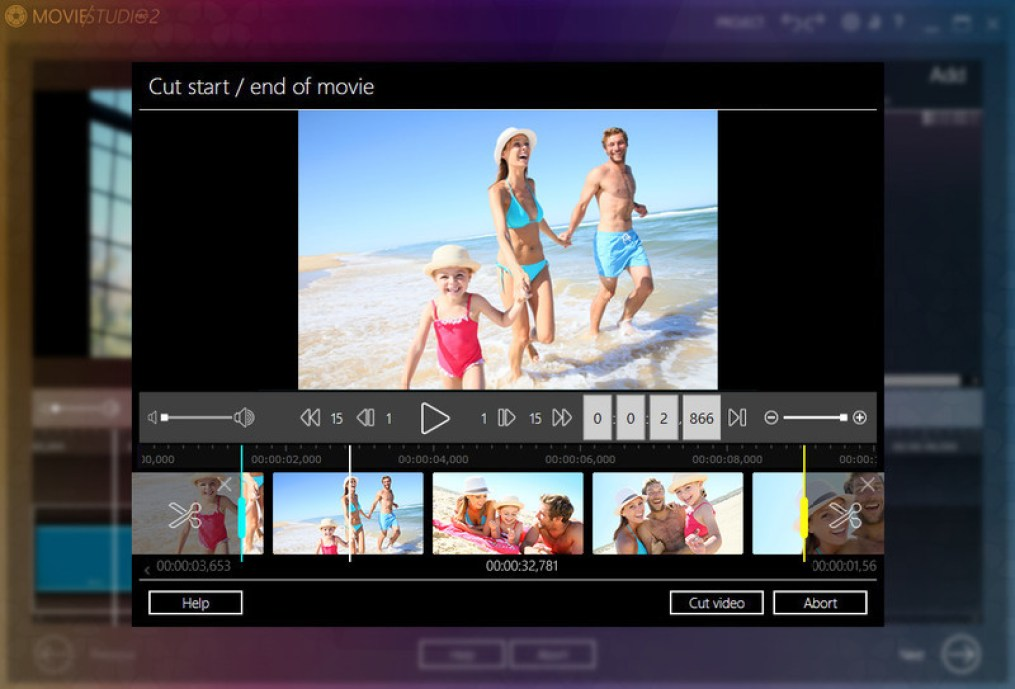 Ashampoo Movie Studio Pro latest version