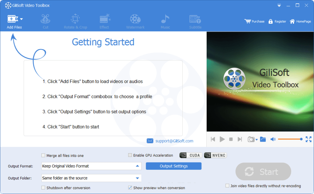 GiliSoft Screen Recorder Pro windows