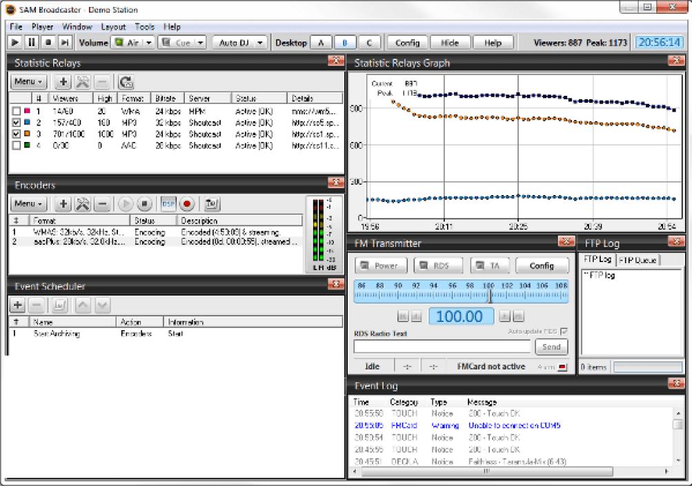 SAM Broadcaster Pro latest version