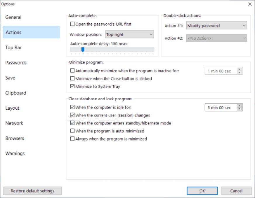 Password Depot latest version