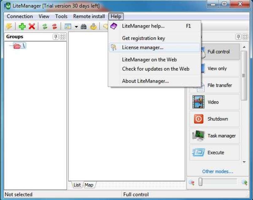 LiteManager Pro latest version