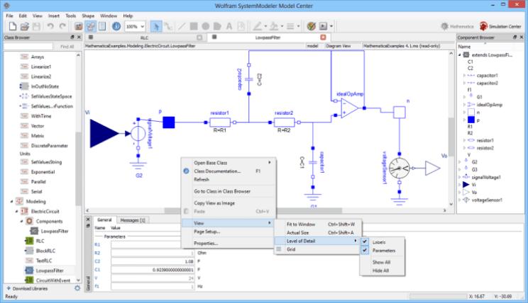 Wolfram SystemModeler latest version