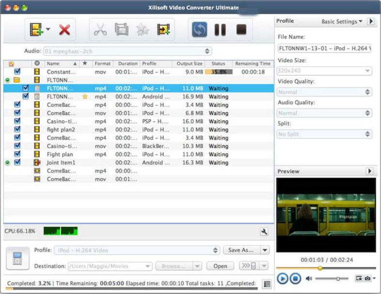 Xilisoft Video Converter Ultimate latest version
