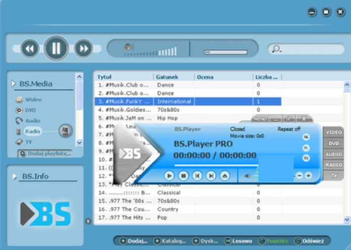 BS.Player Pro latest version