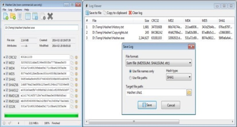 Hasher Pro latest version