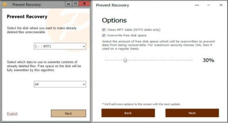 Cyrobo Prevent Recovery Pro windows