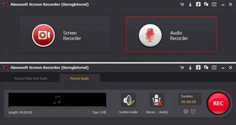 Aiseesoft Screen Recorder latest version